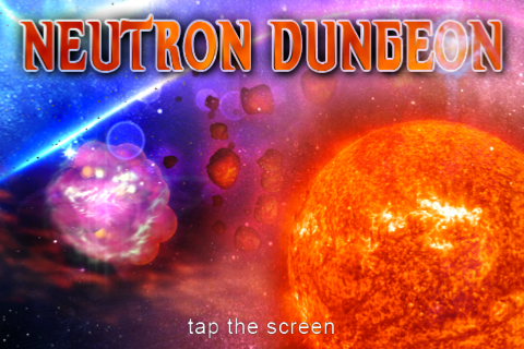 Screenshot Neutron Dungeon