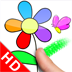 Draw+Coloring Book HD