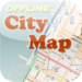 Salt Lake City Offline City Map with Guides and POI