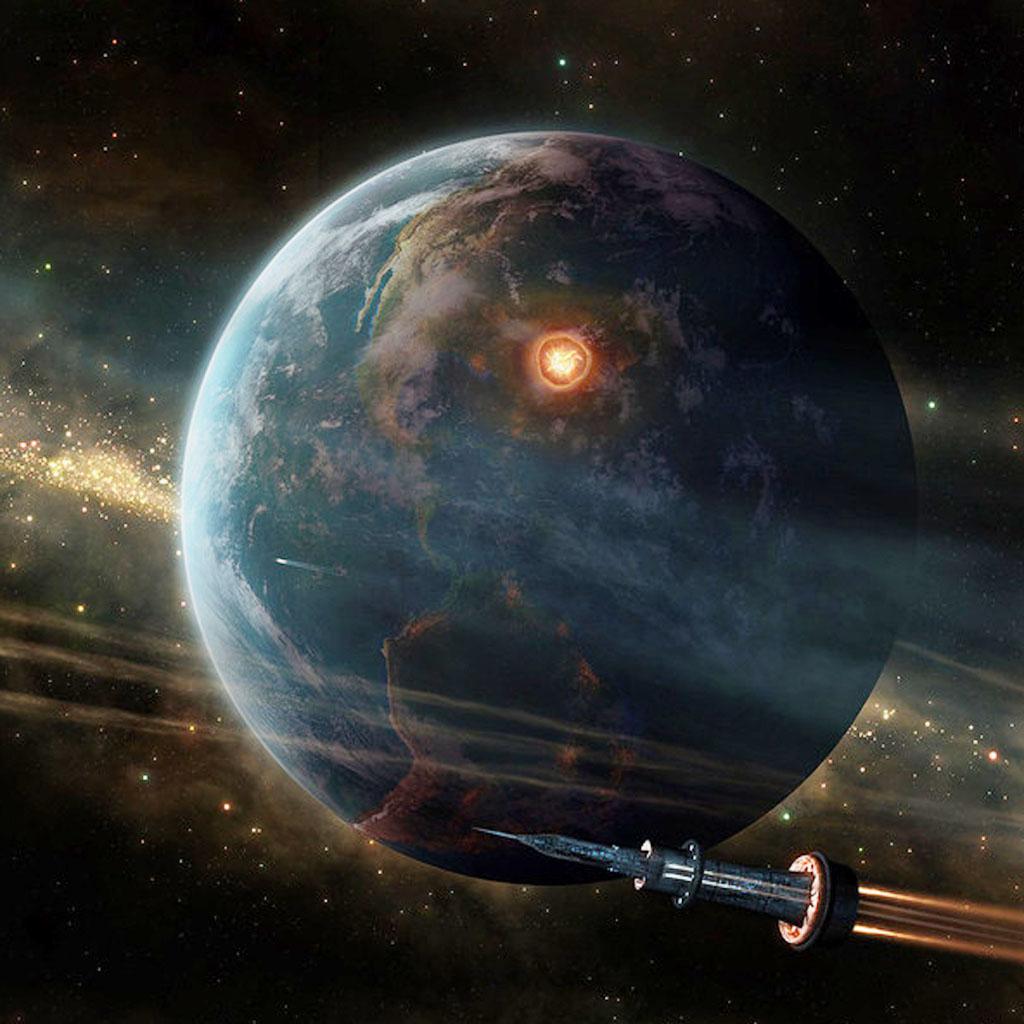 流浪地球 – 橙光游戏